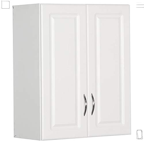 Laundry Room Wall Storage Cabinet 30, White Wall Cabinets For Laundry Room