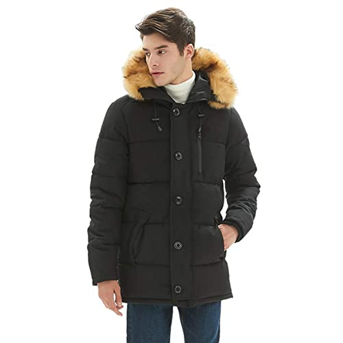 PUREMSX Extremely Thicken Best Winter Jackets For Men