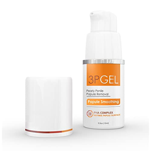 Buy Pearly Penile Papules Removal Cream  3P Gel is the first
