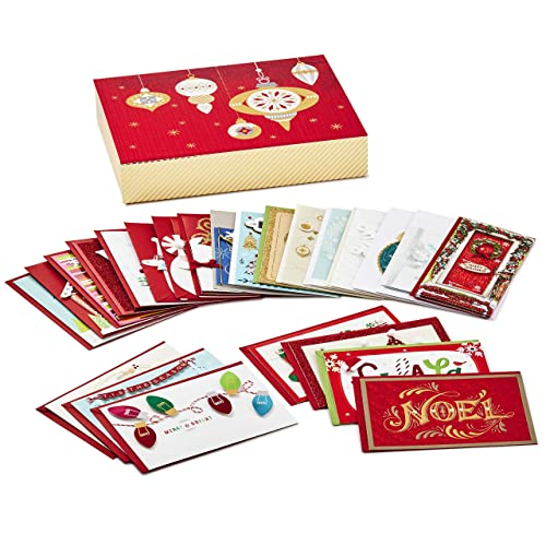 Hallmark Boxed Handmade Christmas Cards Assortment Set Of 24 Special Holiday Greeting Cards And Envelopes Buy Products Online With Ubuy Vietnam In Affordable Prices B07dp8wpnv