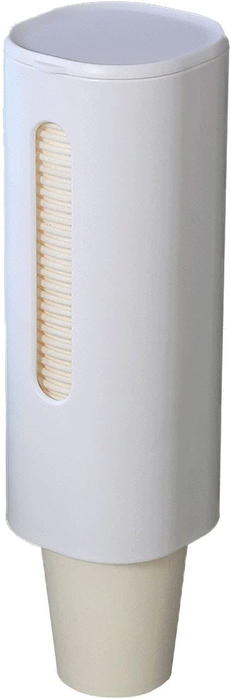 8years Disposable Paper Cup, Wall Mounted Bathroom Cup Dispenser