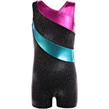 10464be2 DAXIANG Gymnastics Leotard for Girl Dance Clothes Ballet Tutu Colorful  Ribbons 3-15 .