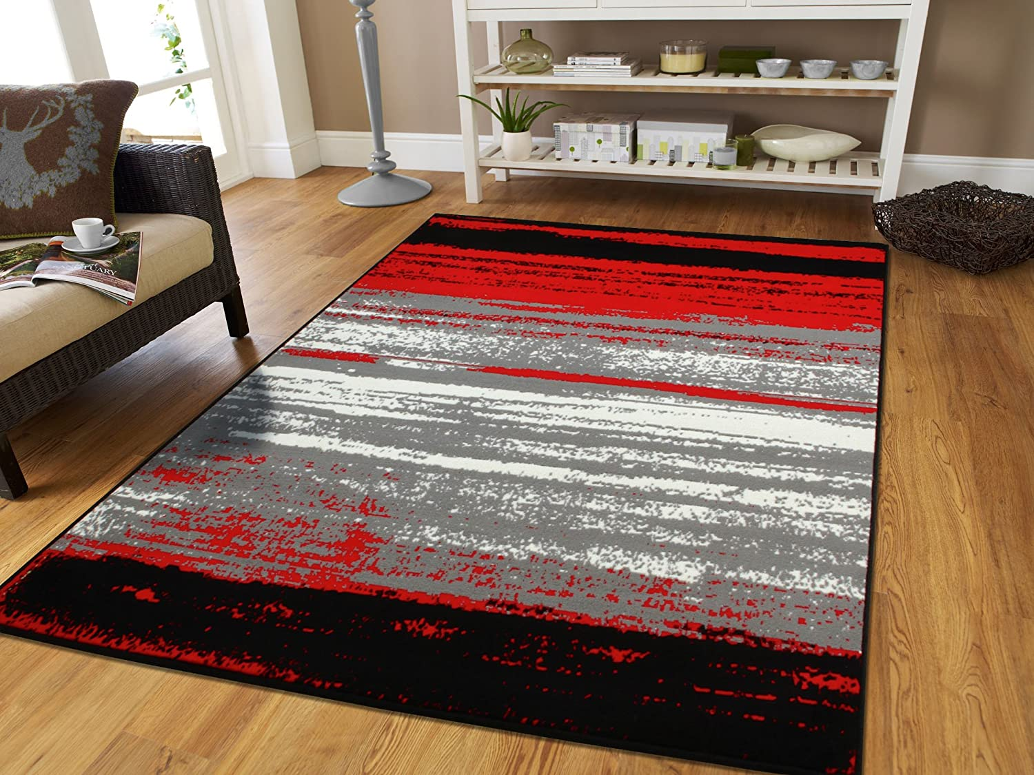 Room 8x10 Abstract Area Rugs, Rug Sets For Living Rooms